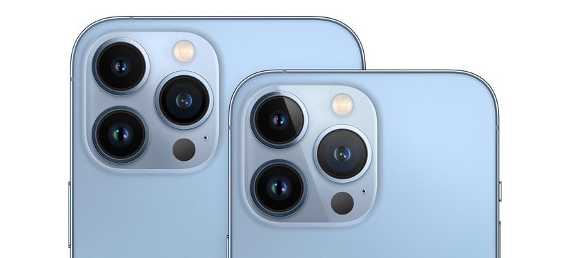iPhone 13 Pro vs iPhone 13 Pro Max: tutte le differenze